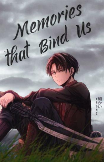 Thorned Memories {Levi x OC}