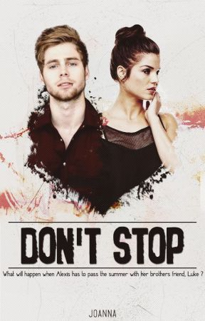 Don't Stop ∞ l.h by xx-joanna