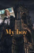 My boy ( George Weasley ) by ymaxy123