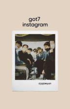 got7 instagram and texts by markbunbun
