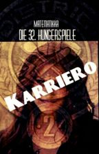 Karriero- Die 32. Hungerspiele by KidofTomorrow