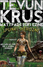 TK IX: Spunky Heroine SciFi by Ooorah