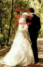 A MUSLIM GIRLS AFFECT OF MARRIGE by maisha145
