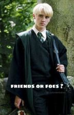 friends or foes (a draco malfoy love story) by ilovereading59372