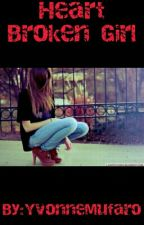 Heartbroken girl by YvonneMufaro