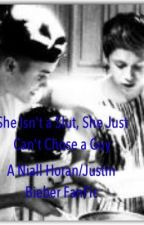 She Isn't a Slut, She Just Can't Choose a Guy a Niall Horan/Justin Bieber Fanfic by NiallersSexyLaugh