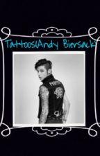 Tattoos (Andy Biersack) by lynabyna