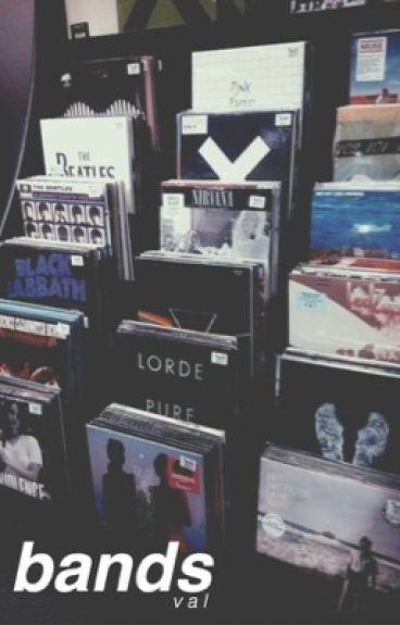 bands ✎ l.h