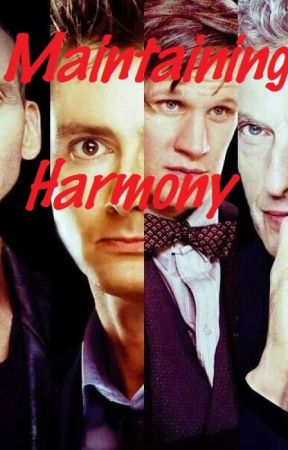 Maintaining Harmony (Doctor Who Fanfiction) by puppuphk