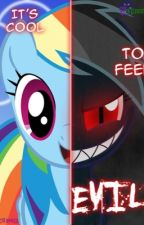 Rainbow Dash's Madness (creepy pasta/ fanfic) by thepinkieCHRONICLES