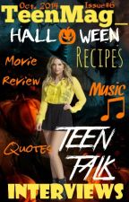 TeenMag_ Issue #6 Halloween by TeenMag_