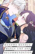 Manhwa List and Recommendation - UPDATED by broosberries