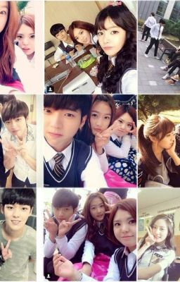 hi school love on korean version it�s dangerous to
