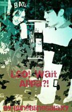 Leo! Wait Appa?! by BlingBlingGalaxy