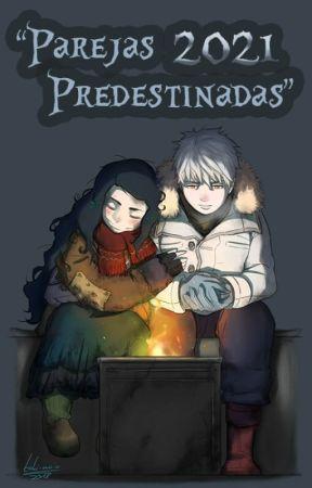 "Concurso literario ""PAREJAS PREDESTINADAS"" [2021] by Kuro_Neko_Shadows"