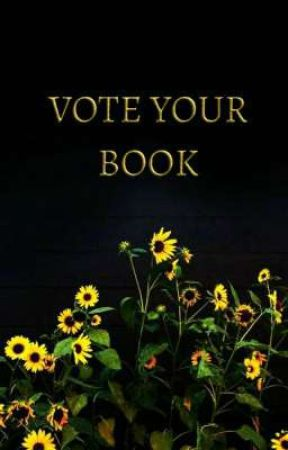 vote your book by Biellyaa