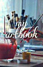 my artbook by Meteoriteshower
