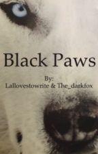 Black Paws by the_darkfox