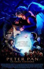 Peter Pan.La gran aventura. by Lugilator1