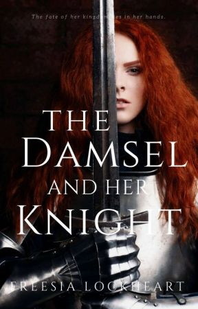 The Damsel and her Knight by crossroad