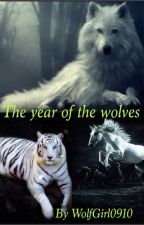The Year of the Wolf (Completed) (Book One of The Almair Series) (Wattys2017) by RissaleWriter