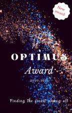The Optimus Award by wanderedwriter