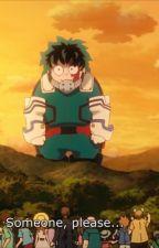 My Hero Chatfic by fakudeku