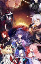 The Shadow Ranger (Honkai Impact 3rd X Male reader) by NielSabandal