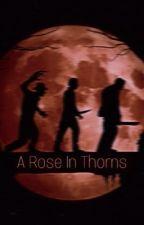 A Rose In Thorns - Slashers x Nurse! Reader by BrokeInHwshee