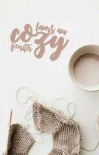 cozy [lams coffeeshop au] by sentimentalstardust