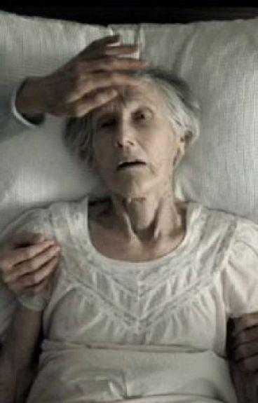 Grandmother - Elergy by Bloodredlilly