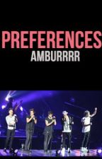 One Direction Preferences by voguexniall