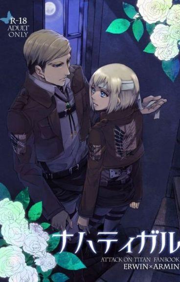 Armin X Erwin - Armin Arlert