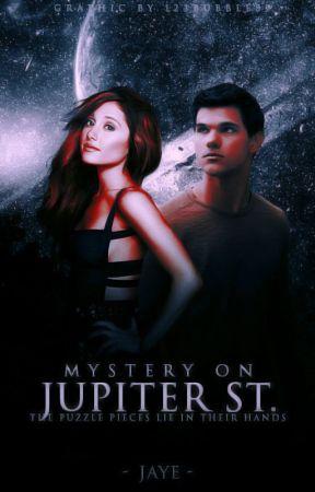 Mystery on Jupiter Street (slow af updates) by jayelana