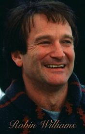 Robin Williams by haelstorm1119