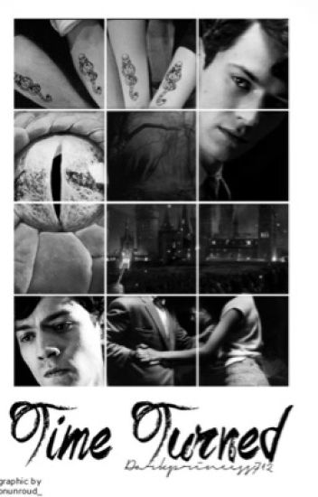 Time turned (Tom riddle fanfic)