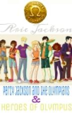 (Percy Jackson Fanfiction) by bookdise