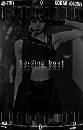 HOLDING BACK  by dolcepinks