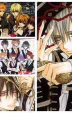 Vampire Knight & DL One shot (request are CLOSED!!!!) by MinsuHaruka