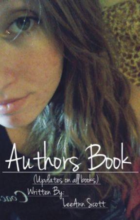 Authors book - Dax Shepard    - Wattpad