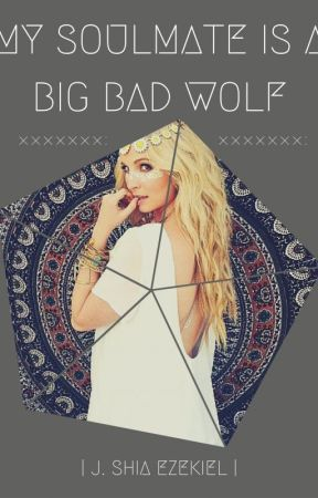 My Soulmate is a Big Bad Wolf by kymikocielo