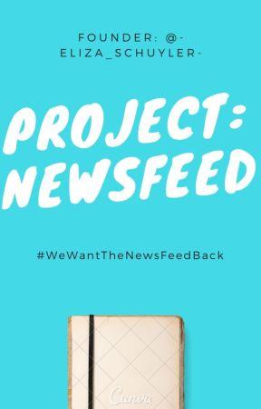 Project: Newsfeed by -Eliza_Schuyler-