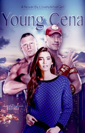 Young Cena by LovelyArtistGirl