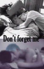 Don't Forget Me (Troyler AU) by troyiesivanie
