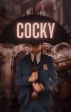 ☂︎︎Cocky ☂︎︎| Five x Reader  by Miss707