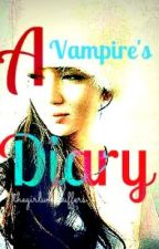 A Vampire's Diary by thegirlwhosuffers