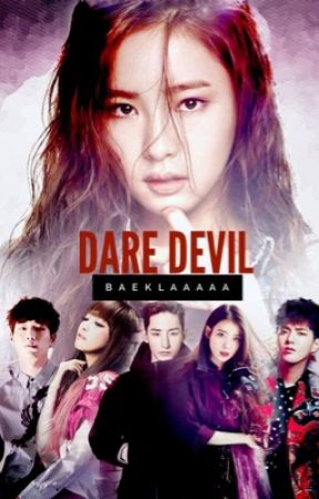 Daredevil ( e d i t i n g ) by Baeklaaaaa