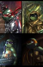 TMNT x Reader by Anime-4-Life