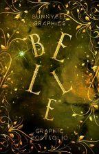 Belle || A Graphic Portfolio by Bunnybee_Graphics