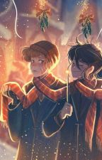 moony&padfoot by megmarch